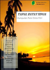 Tapal Batas Senja